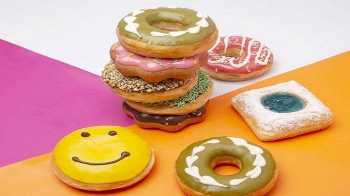 Promo Dunkin' Donuts DD Hingga Besok Minggu 11 April 2021, 18 Donuts Classic Hanya Rp 100 Ribu