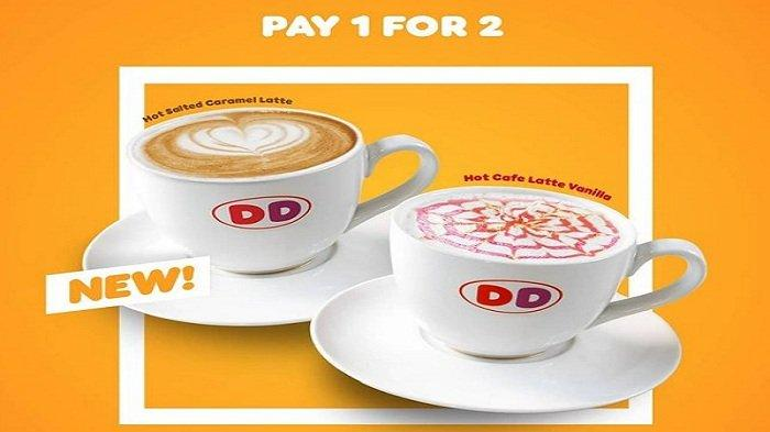 Promo Terbaru Dunkin Donuts Hari Ini hingga Besok 30 April, Beli 6 Donut Dapat 1 Lusin Rp 120 Ribu
