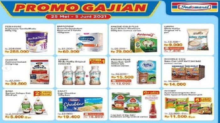 Indomaret Product Of The Week Terbaru 2 Juni, Pucuk Harum Rp2.900 Beli Galon PotongHarga Rp21.200