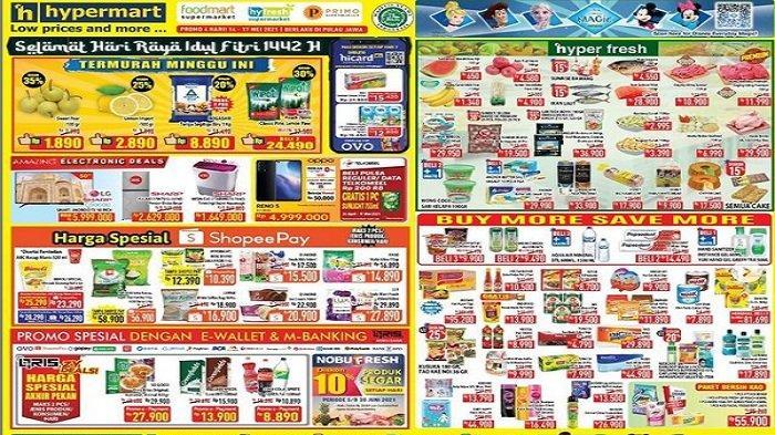 Hypermart Senin 17 Mei 2021 Paket Bersih Kao Hanya Rp 55.900 dari Harga Sebenarnya Rp 95.260