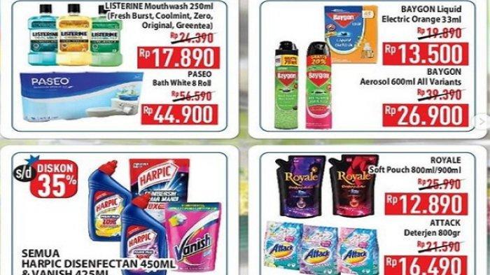 Katalog Promo Hypermart Hari Ini Hingga Minggu 4 April 2021, Beras Premium Pilihan Rp 56.900