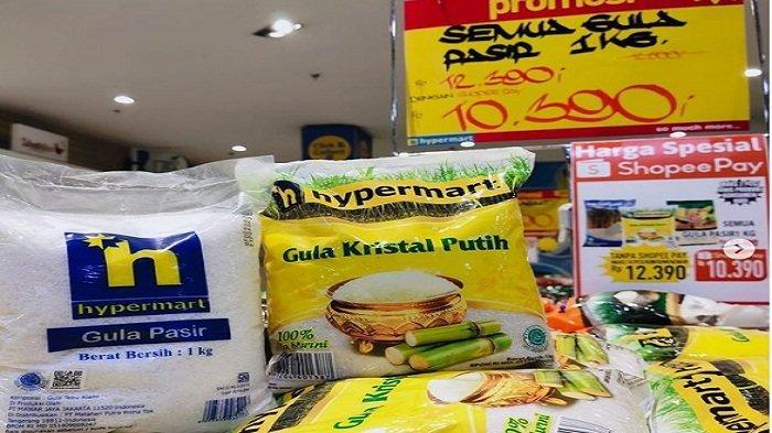 Hypermart Selasa 8 Juni Promo Terbaru 3 Sajiku Rp5.000 3Cup SedapGoreng Rp10.000 Ades Rp 10 Ribu/5