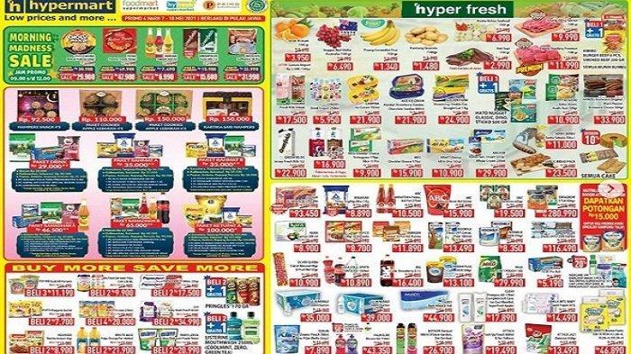 Hypermart Senin 10 Mei Hingga Besok 11 Mei 2021 Promo Daging Spesial Sambut Lebaran Berlaku Nasional