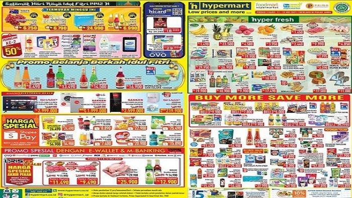 Katalog Terbaru Hypermart Periode 11 - 13 Mei, Marjan Squash Rp6.990, Anggur Australia Turun Harga