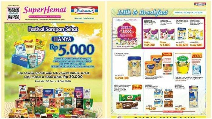 Promo Jsm Indomaret Akhir Pekan 2 4 Oktober 2020 Hanya 3 Hari Harga Super Murah Beras Hingga Snack Pos Kupang