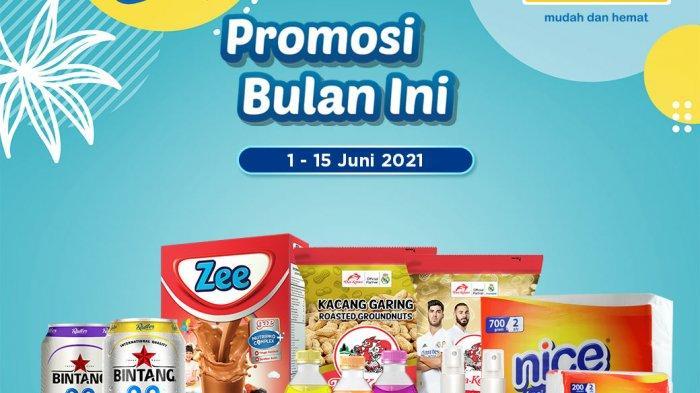Promo Indomaret Bulan Ini Selasa 15 Juni 2021, Beli 1 Tissu Nice Gratis 1 Tambah 5ribu Dapat 2 Antis