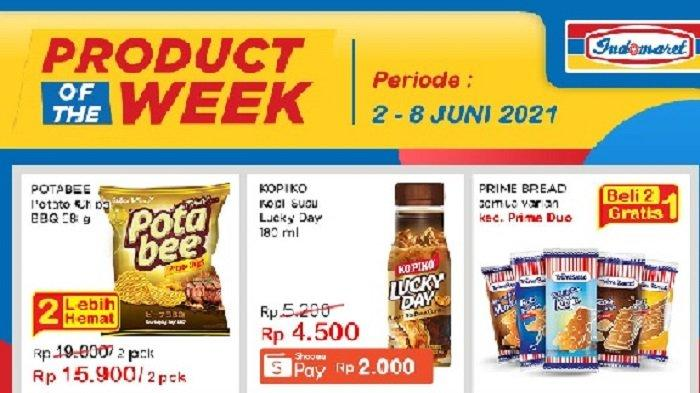 Promo Indomaret Product of The Week Selasa 8 Juni 2021, Wardah Sunscreen Rp 24.900, Nuvo Rp 12.900