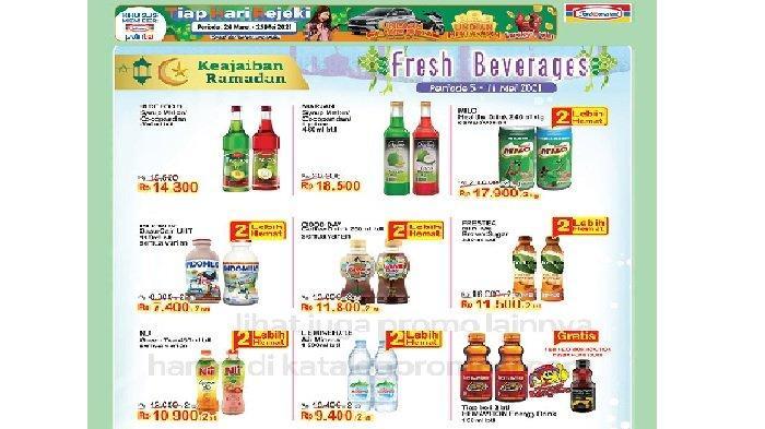 Katalog Promo Indomaret Hari ini Hingga Besok 12 Mei Coca Cola & Minuman Kemasan Karton Lebih Murah