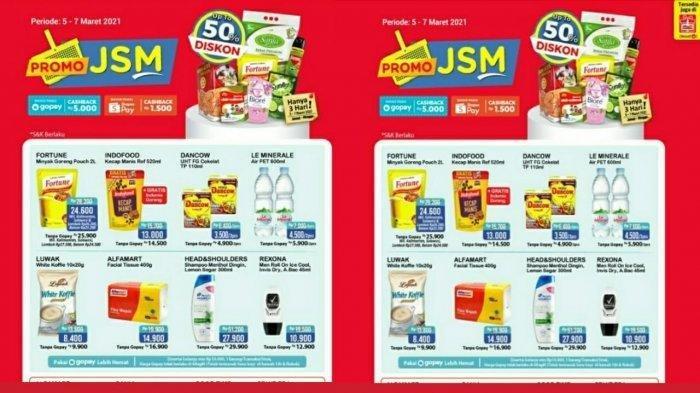 Dapatkan Promo Alfamart Hari Ini Kamis 11-15 Maret 2021, Silver Queen Rp6.900, Susu, Kopi Diskon 41%