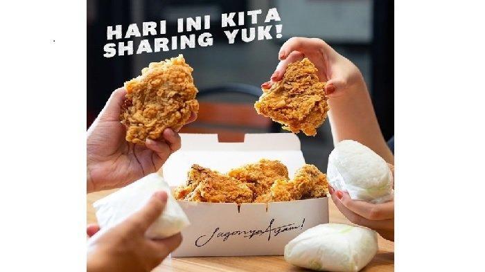 HARI TERAKHIR, Promo KFC Hari ini Rabu 31 Maret 2021: 3 Nasi + 5 Ayam Cuma Rp 68 Ribuan