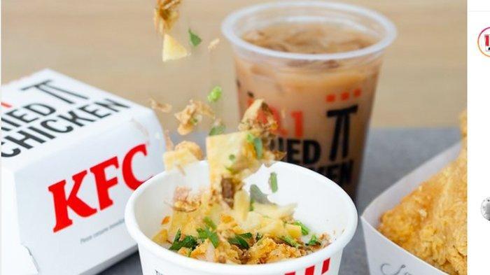 PROMO KFC Hari ini Selasa 23 Februari 2021, KFC Grilled Soy Sauce Chicken dan Krispy Krunchy