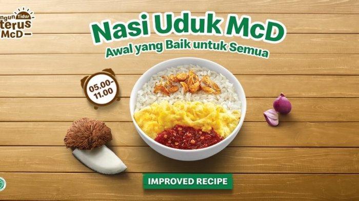 McDonalds McD Hari ini Hingga Jumat 23 April 2021, Nikmatnya Menu Baru, Ada Promo Gratis Takjil