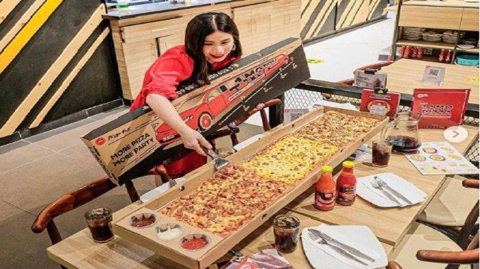 Pizza Hut PHD Hari Ini Hingga Rabu 28 April 2021 Kombinasi Pizza +Snack +3Lemon Tea Cuma Rp109ribuan