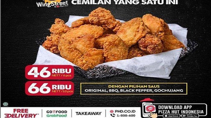 Promo Pizza Hut PHD Hingga Kamis 17 Juni 2021, 4 Pizza Heboh Rp 60 Ribu Dengan Topping Berbeda