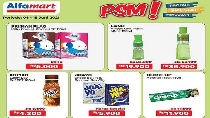 Promo Alfamart PSM Terbaru 8 Juni 2021 MInyak Kayu Putih Murah Rp38.900 Paket XL Potong Rp20 Ribu