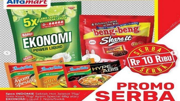 Alfamart Hari Ini 23 Februari 2021, Katalog Promo SIP Diskon 57% Produk Apa Saja Ya? Cek Promo Lain