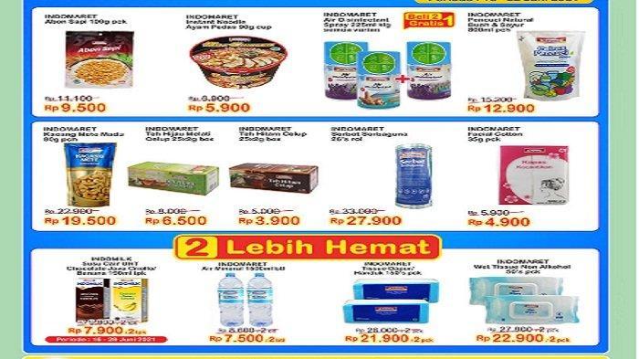 Indomaret Promo Super Hemat 21 Juni 2021 Beli2 Gratis1 :Potabee Japota Taro Maitos