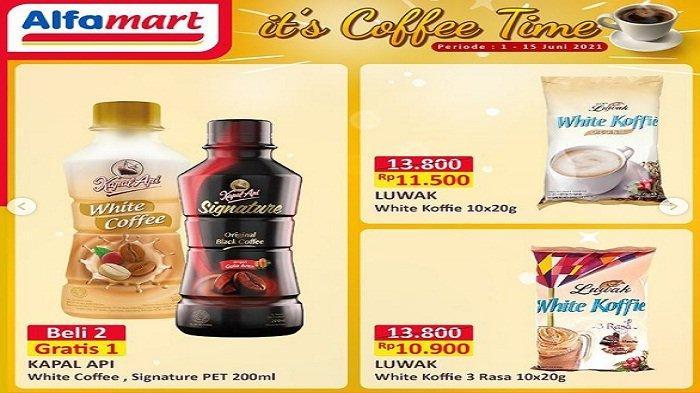 Alfamart Rabu 9 Juni 2021 Beli2 KitKat Gratis Pulpy, Baygon Hits Murah,Fiesta Beli1 Gratis1
