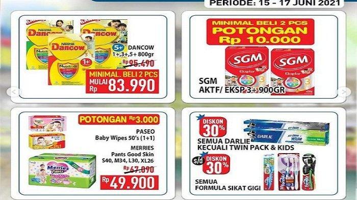 Terbaru! Promo Hypermart Selasa 15 Juni Sosis Beli1 Gratis1 Tisu 200s Rp8.990, 2SGM Potong Rp10 Ribu