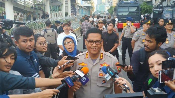 Provokator Buka Mulut, Ungkap Rencana Penyerangan ke Jokowi dan Penyedia Uang Operasional