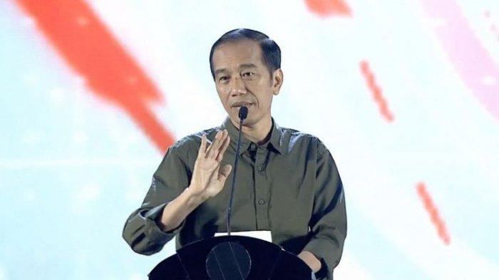 Jokowi Blak-blakkan Umbar Alasan Banyaknya Proyek Mangkrak di Pemerintahan Sebelumnya