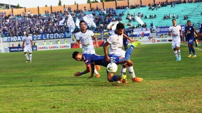 Tuan Rumah Madura United Gilas Tim Tamu PSIS Semarang, SIMAK Hasil Pertandingan Liga 1 2019