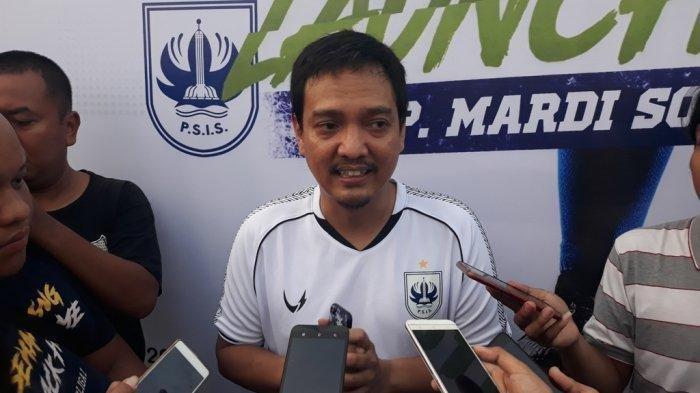 CEO PSIS Semarang, AS Sukawijaya atau Yoyok Sukawi.