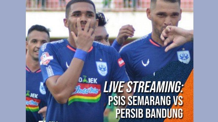 LINK LIVE STREAMING PSIS vs Persib Bandung, Live Indosiar, Sedang Berlangsung Skor Masih Imbang 0-0