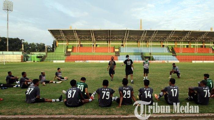 Info Sport : PSMS Medan Bisa Main di Stadion Teladan Jika Jadi Tuan Rumah Liga 2 2021