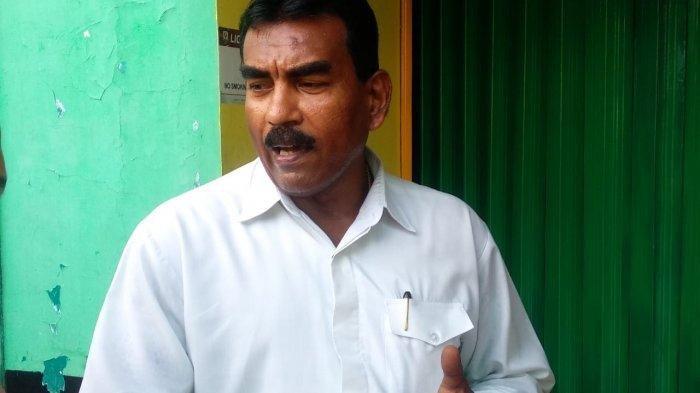 Sekretaris PSMS, Julius Raja