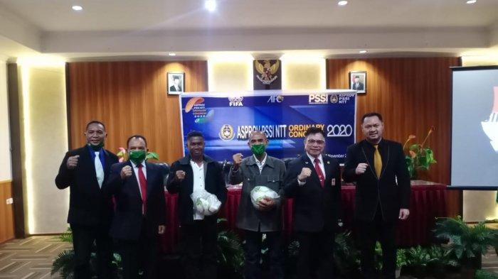 Kongres Asprov PSSI NTT Tetapkan Tiga Klub Baru