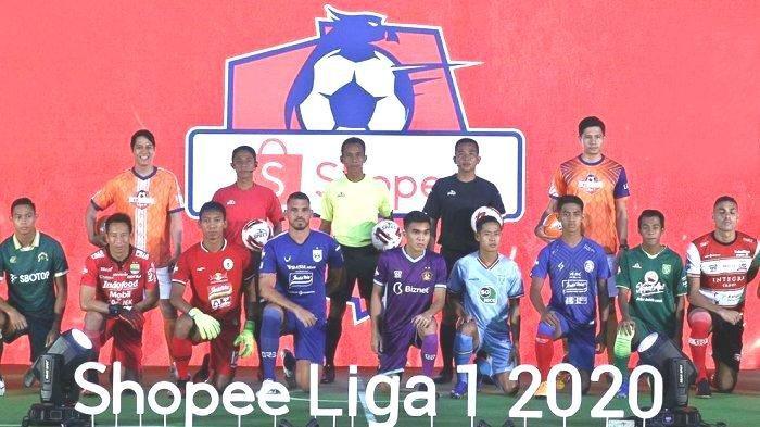 PT LIB Adakan Acara Lelang Jersey Klub Liga 1 Musim 2020 untuk Covid-19, Begini Kata Akhmad Lukita