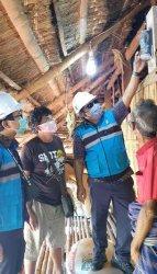 Bahagianya 234 KK di Dua Desa SBD Bisa Nikmati Listrik