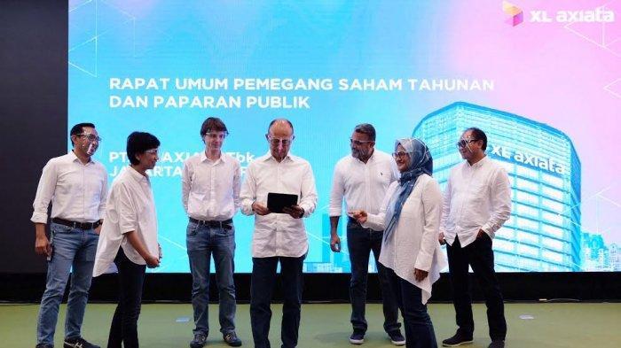 RUPS Tahunan 2021, XL Axiata Bagikan Dividen Rp339,4 Miliar