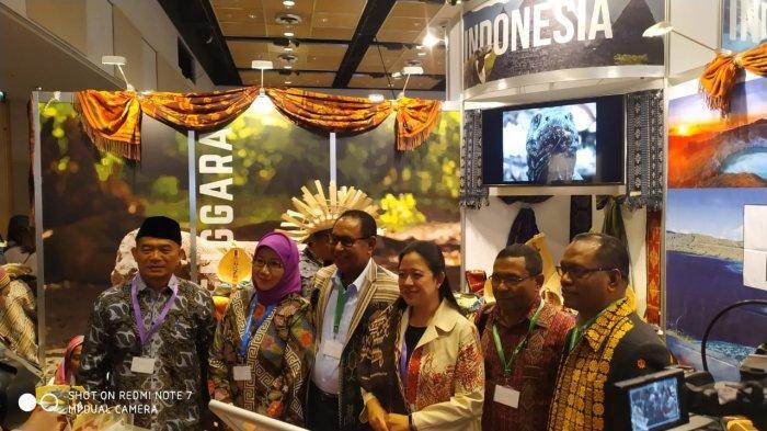 Tantowi Yahya Puji Kesungguhan NTT di Pacific Exposition 2019