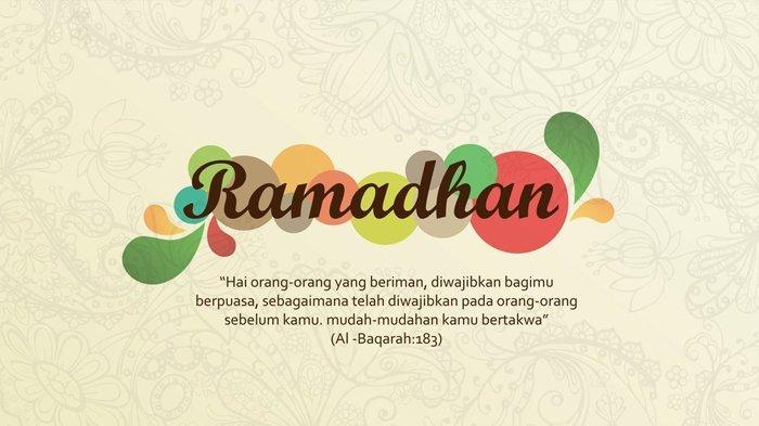 UPDATE Jadwal Lengkap Puasa Ramadan 2021, Ijtimak Jelang Ramadan & Sholat Tarawih 12 April