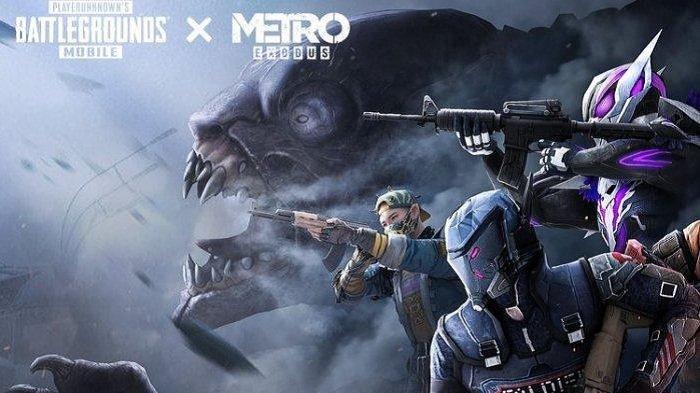 PUBG Mobile Musim Ke-16 Dimulai,UPDATE Season 16, Download Season Terbaru Metro: Exodus Seru!