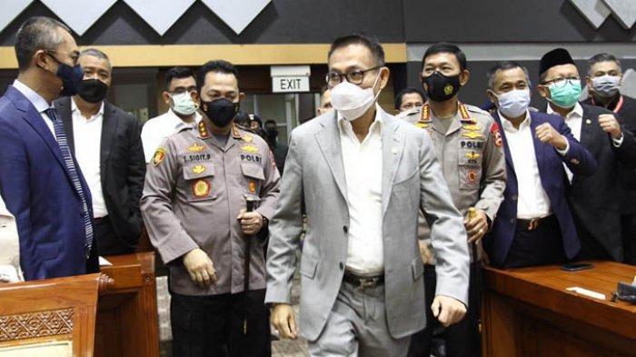 Putra NTT Pimpin Rapat Fit and Proper Test Calon Tunggal Kapolri, Ini Pesannya