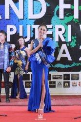 Putri Wisata NTT Juenna Ling Raih Gelar Puteri Wisata Seni Indonesia 2021
