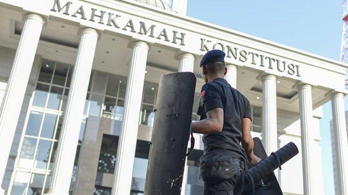 Putusan MK, Kapolri Beri Penegasan untuk Personel Polisi, dan Imbau Masyarakat tak Buat Rusuh