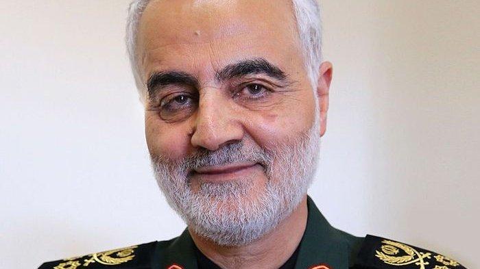 TERNYATA Intelejen Israel Berperan Bunuh  Jenderal Iran, Amerika yang  Mengeksekusi  Qasem Soleimani