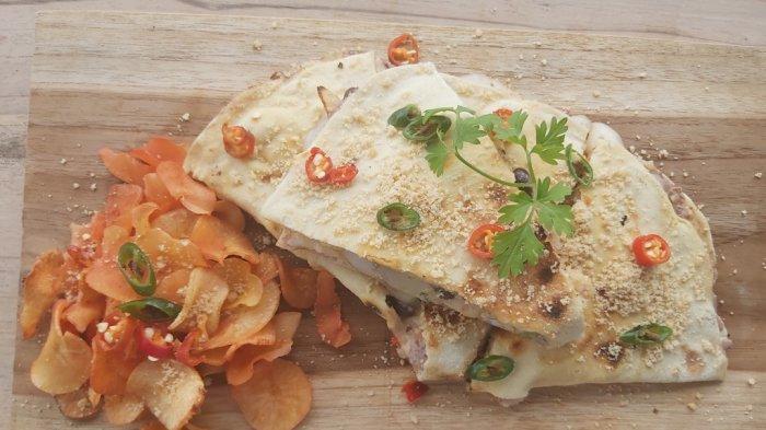 Digemari Warga Kota Kupang, Nikmati Makanan Meksiko di Teras Pethuk Cafe