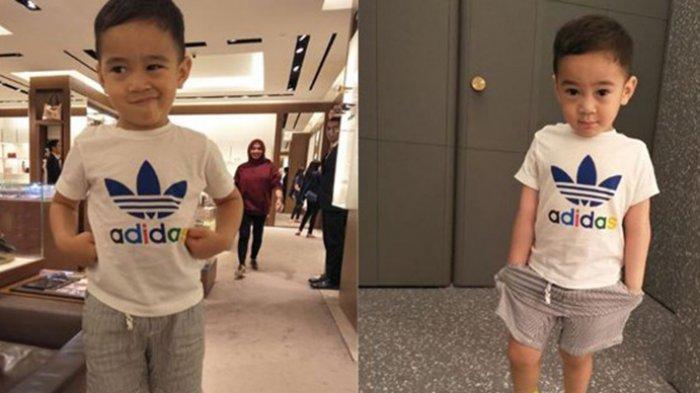 Anak Raffi Ahmad dan Anak Shah Rukh Khan Punya Sepatu Yang Sama, Harganya Berapa?