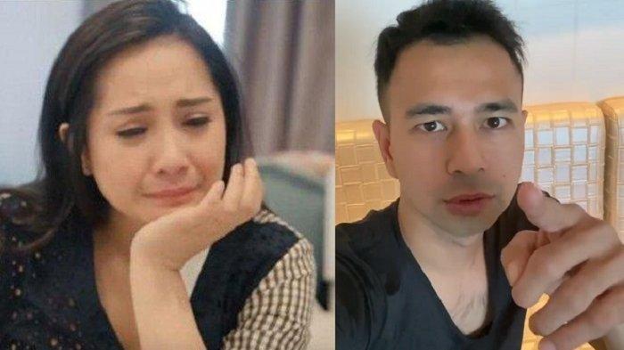Dengar Kondisi Adik, Raffi Ahmad Langsung Video Call Syahnaz Sadiqah, Malah Nangis Tersedu-Sedu