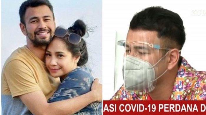 Terungkap Alasan Raffi Ahmad Tak Pakai Masker Hingga Dibully Netizen, Salahkan  Nagita Slavina?
