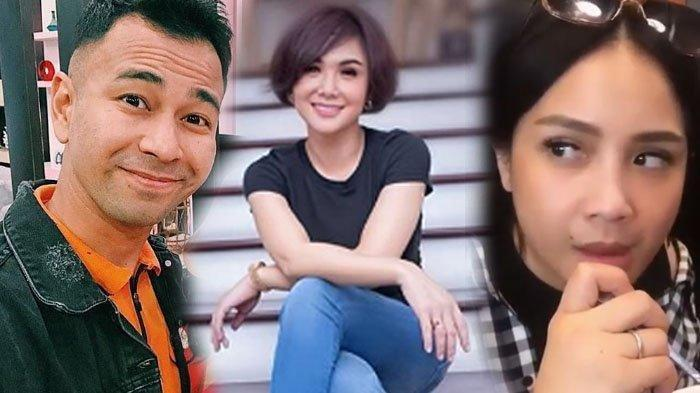 Raffi Ahmad Singgung Yuni Shara Bareng Karyawan, Begini Reaksi Tak Terduga Nagita Slavina