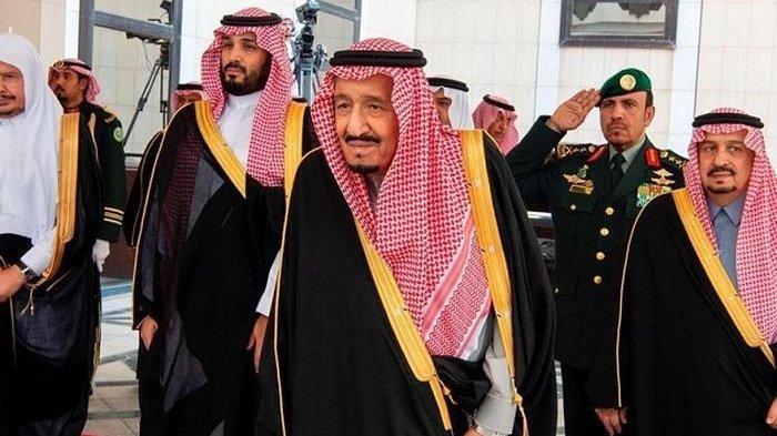 ARAB Saudi Dibombardir Rudal, Warga Panik , Raja Salman Marah Besar Perintahkan ini