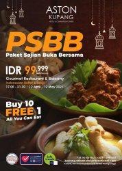 Ramadan Hampir Tiba, Aston Hotel Kupang Beri Promo PSBB