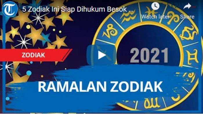 Ramalan Zodiak Sabtu 17 April 2021: Cancer Pikiran Tajam, Virgo Bakat Melatih Diri