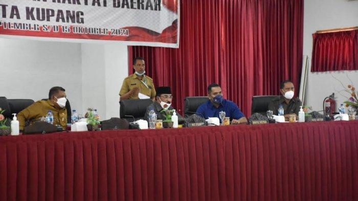 Fraksi di DPRD Kota Kupang Pertanyakan Penyertaan Modal Bank NTT